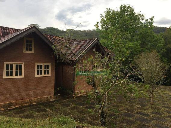 Chácara Com 3 Dormitórios À Venda, 18000 M² Por R$ 2.200.000,00 - Zona Rural - Santo Antônio Do Pinhal/sp - Ch0143