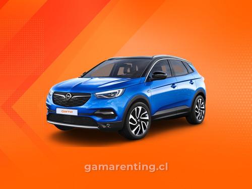 Opel Grandland X Td | Suscríbete A Un 0 Km Con Gama Renting