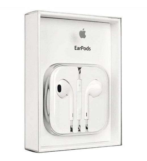 Fone De Ouvido iPhone Apple P/ 4 , 5 , 6 E Plus