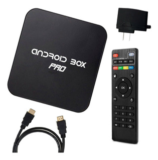Android Tvbox Wifi Hdmi Apps Android 7 Convertidor Smart Tv