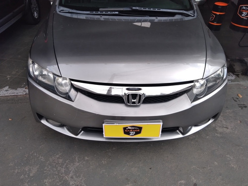 Honda Civic 2011 1.8 Lxl Couro Flex Aut. 4p