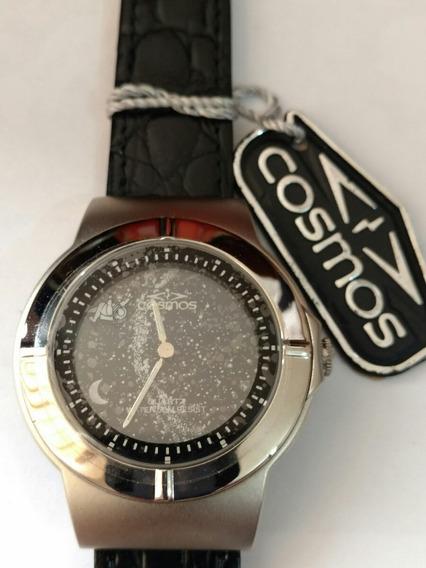 Relógio Cosmos Animado