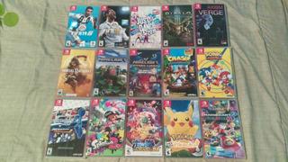 Caja A Elegir Para Juegos De Nintendo Switch