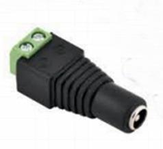 Plug Adaptador Tipo P4 Dc 5,5mm Fêmea Kre2 P/ Câmeras