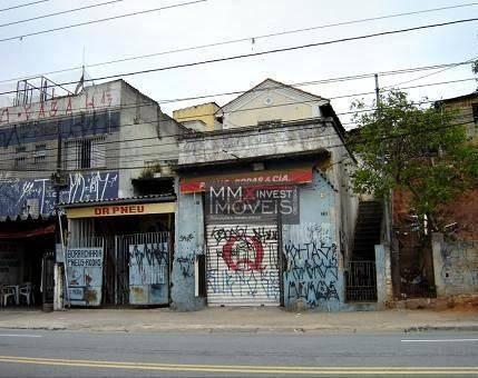 Terreno Comercial À Venda, Vila Talarico, São Paulo. - Te0102