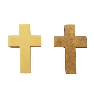 Cruces De Madera X 25 Unid Denario Souvenir Comunion