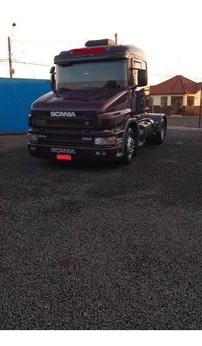 Scania T-124 360 4x2 Millenium Novissimo 2001
