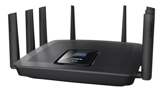 Router/Access point Linksys Max-Stream EA9500 negro 100/240V