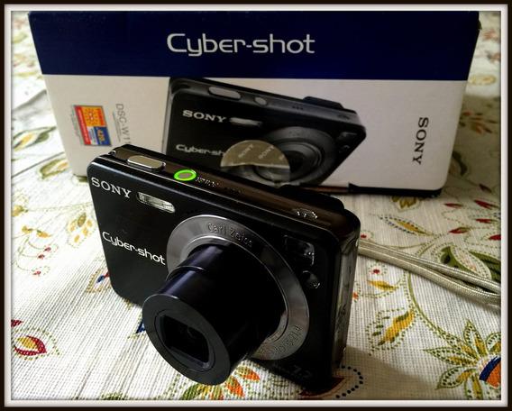 Câmera Digital Sony Cybershot W-110 7.2 Mp