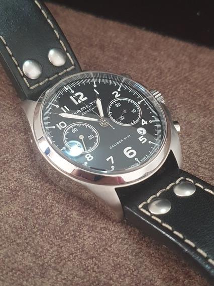 Relógio Hamilton Khaki Pilot Pioneer