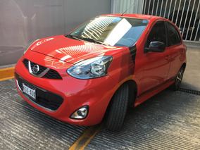 Nissan March 1.6 Sr Navi Mt 2015