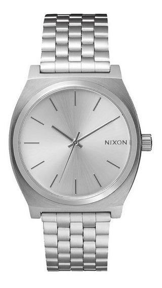 Relógio Nixon Time Teller All Silver