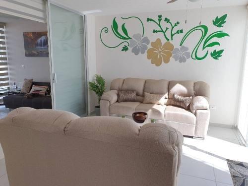 Casa En Renta Circuito Baleares, Fraccionamiento Barlovento
