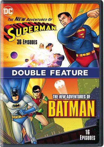 Dvd New Adventures Of Batman / New Adventures Superman