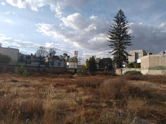 Terreno En Renta Cerca Del Metrobus Coyuya