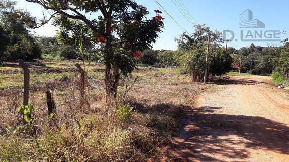 Terreno Rural À Venda, Bom Jardim, Jaguariúna. - Te3777
