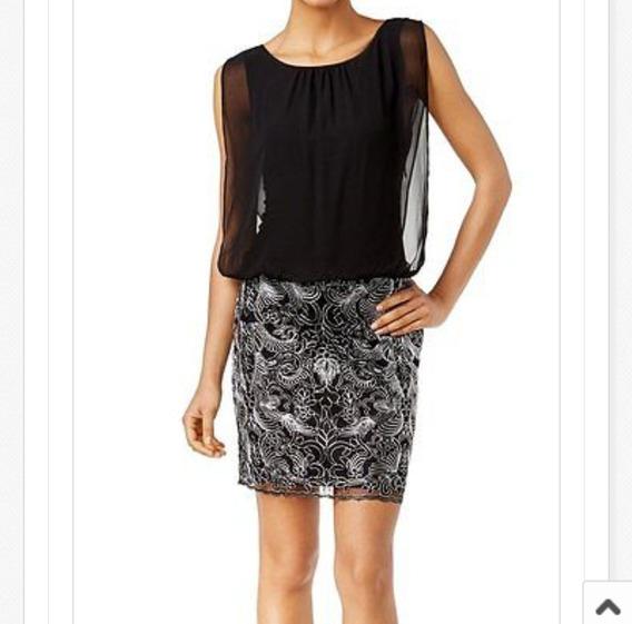 Vestido Calvin Klein T 6