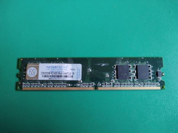 Memoria Ram Novatech Ddr2 512 Mb