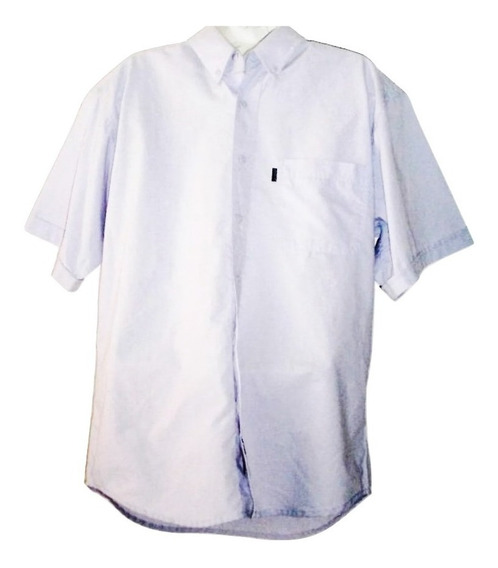 Camisa Euforia Seminueva Manga Corta Talla 38 Vestir $190a