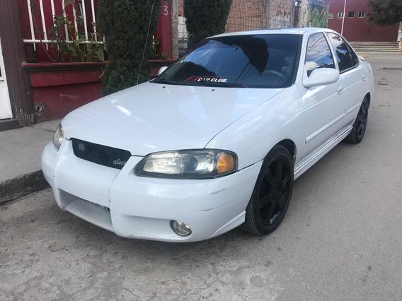 Nissan Sentra Se R 6vel Aa Ee Abs Qc Mt 2002
