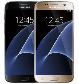 Samsung S7 32gb 4ram Octa Core Negro O Dorado Liberado