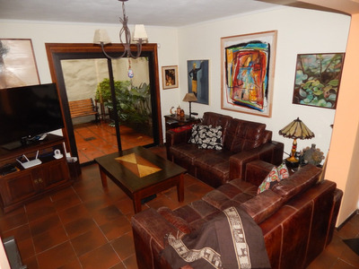 Casa Padrón Único Parque Rodó Tres Dormitorios