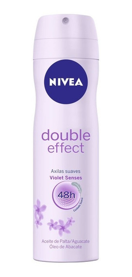 Desodorante Nivea Double Effect 48h Aerosol 150ml