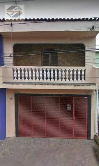 Sobrado Com 3 Dormitórios À Venda, 100 M² Por R$ 308.750,00 - Parque Pinheiros - Taboão Da Serra/sp - So0686