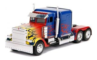 Optimus Prime Escala 1/32 Transformers Jada
