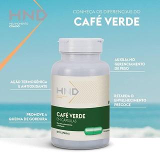 Café Verde Cápsulas Hinode (emagrecedor)