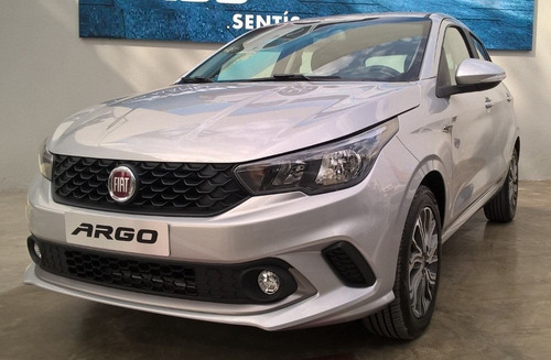 Fiat Argo 1.8 2021 0km Con Opcion A Gnc Cuotas S/interes F-