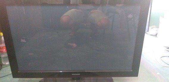Tv Samsung 42 Pl42b450b1 Plasma Obs: Leia Anuncio Vendo ## As Peças Ou Inteira ## Faça Sua Pergunta ####