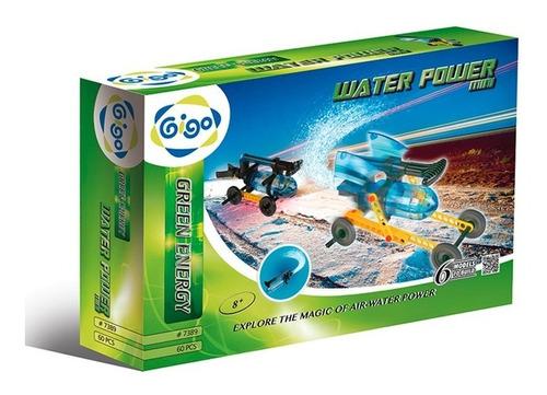 Juego Experimento Mini Bomba De Agua Gigo 7389 Armar Full