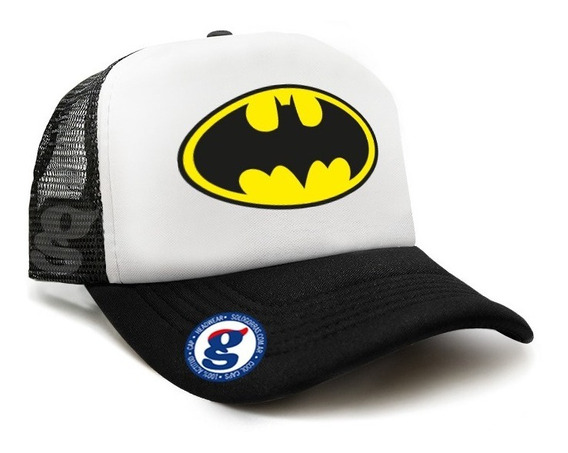 Gorras Trucker Batman