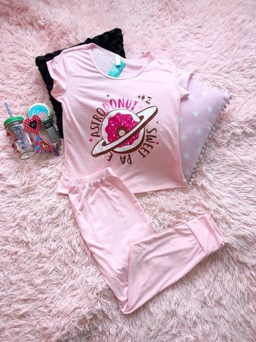 Pijamas Para Niña 14-16 Pantalón Largo