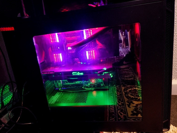 Pc Gamer - I7x - 64gb Mem - Geforce Gtx 1070 - Ssd 1tb