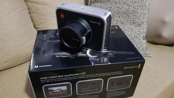 Blackmagic Cinema Camera 2.5k Ef - Bmcc Canon Raw