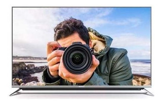 Smart Tv 55 4k Skyworth Sw55s6sug Android Usb Wifi Cuotas Dm