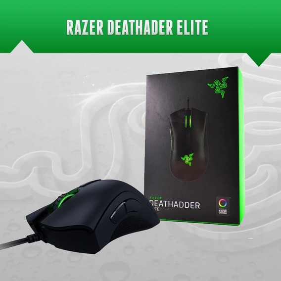 Mouse Razer Deathadder Elite Gaming Mouse - 16000 Dpi