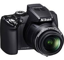 Câmera Nikaon Semi-profissional + Filmadora Sony Grátis