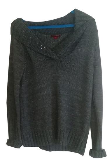 Suéter Feminino Gola V Pp Usado