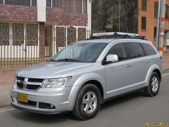 Dodge Journey Sxt Crew At 2400cc 7p
