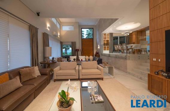 Casa Em Condomínio - Ville Chamonix - Sp - 583370