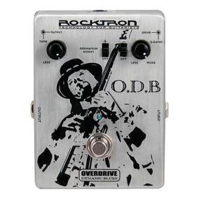 Rocktron Odb Blues Pedal De Efeito Para Guitar