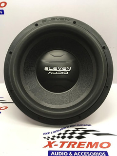 Subwoofer Eleven Audio 12 Pgs. 2700w Max