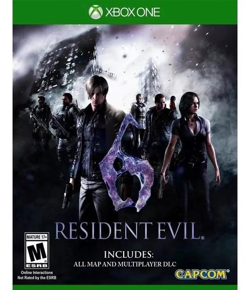 Resident Evil 6 Xbox One Midia Digital + 1 Jogo Grátis