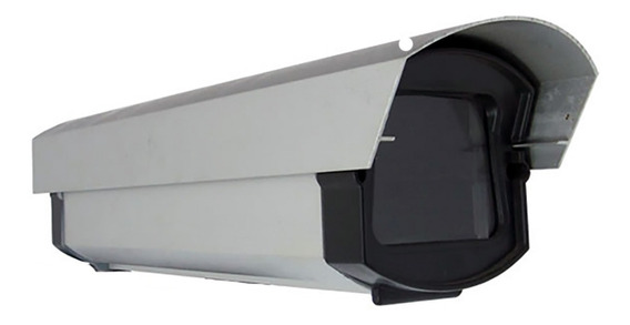 Caixa De Proteção Câmera - Alumínio