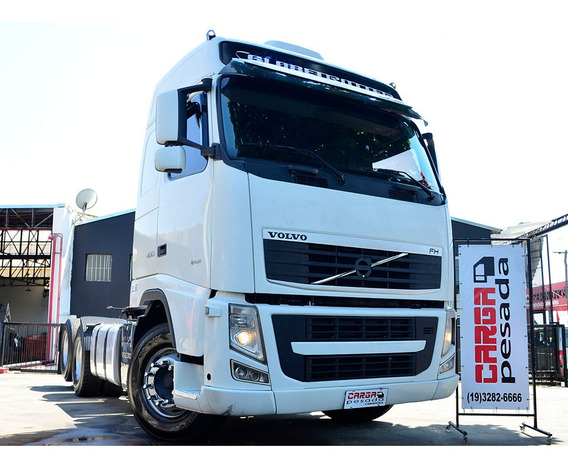 Volvo Fh 460 6x2 Globetrotter 2014= Fh 440 540 Scania R440