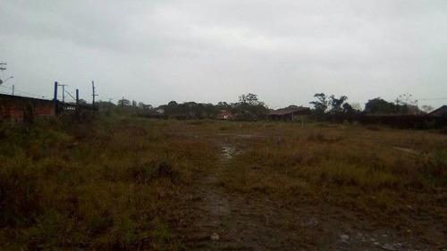 Terreno De Chácara Com 4880 M², Em Itanhaém/sp 3196-pc