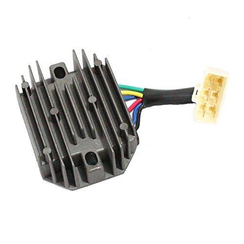 Imagen 1 de 8 de Holdwell Regulador De Voltaje Para Kubota 1553164603 Rp20153